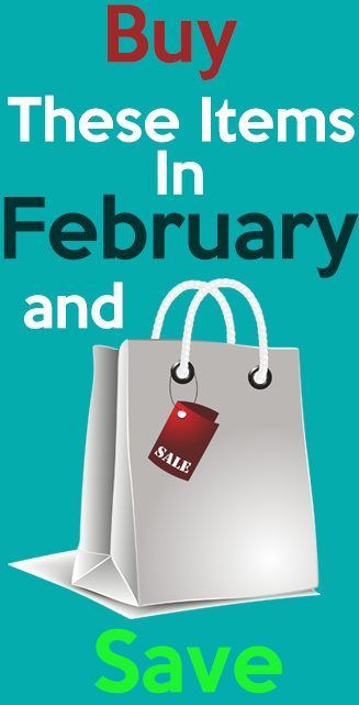 things to buy in February