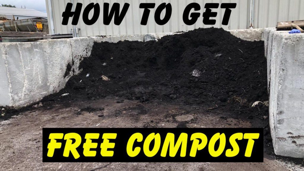 get Free Compost