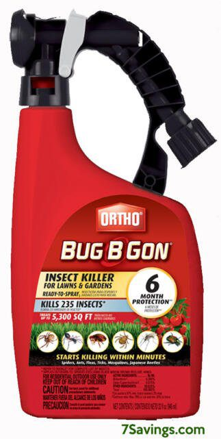 ortho bug killer