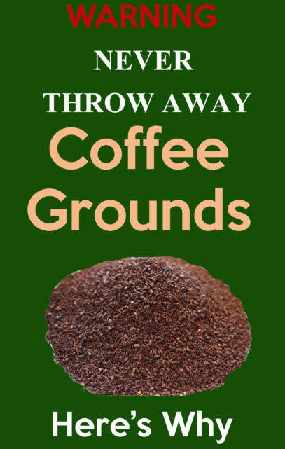 uses of coffee grounds in the garden